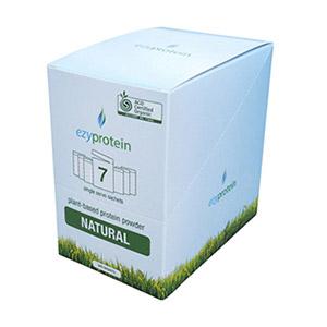 Ezy Protein Natural Sachet Box